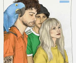 draw, paramore, and taylor york image