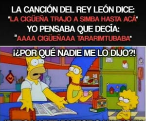 funny, gracioso, and Homero image