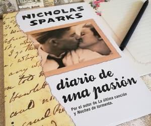 nicholas sparks, diario de una pasión, and novel image