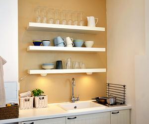 furniture, interior, and kitchen image