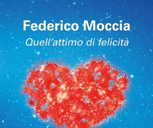 author, book, and que'll attimo di felicita image