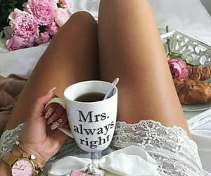 coffee, legs, and style image