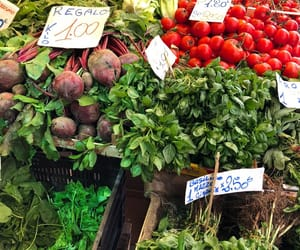 diet, market, and eat image