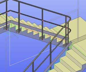 steel shop drawings image
