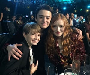 mtv movie awards, stranger things, and sadie sink image