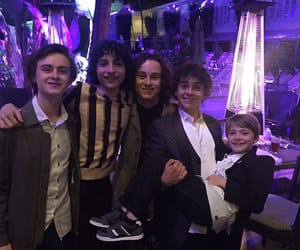 mtv movie awards, wyatt oleff, and finn wolfhard image