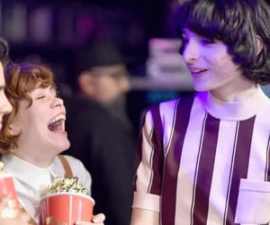 mtv movie awards, sophia lillis, and it cast image