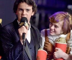 mtv movie awards, sophia lillis, and jack dylan grazer image