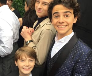 mtv movie awards, it cast, and wyatt oleff image