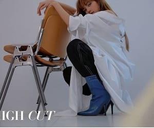 aesthetic, lisa, and magazine image