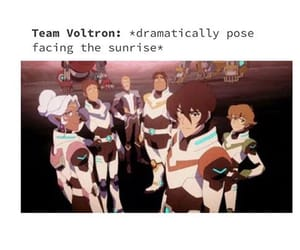 funny, Voltron, and season6 image