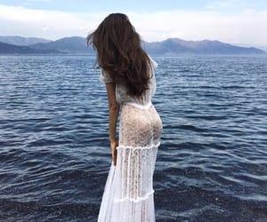 fashion, sea, and style image