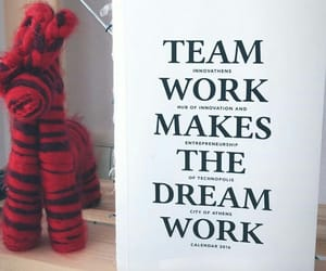 Dream, quotes, and team image