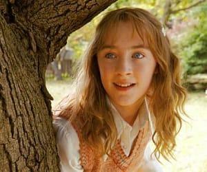 Saoirse Ronan, the lovely bones, and um olhar do paraiso image