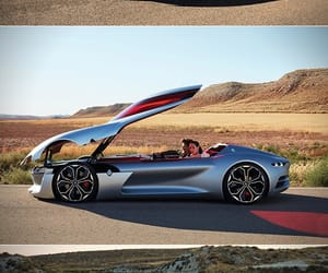 car, concept, and expensive image