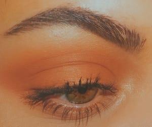 brow, eyes, and hazel image