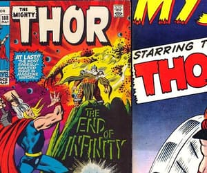 comics, header, and Marvel image