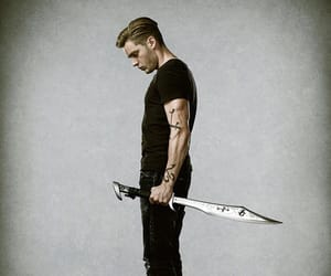 shadowhunters, dominic sherwood, and jace herondale image