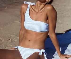 beach, salt, and tan image