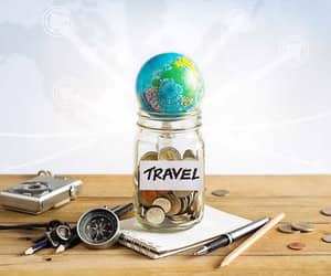 happiness, health, and travel image
