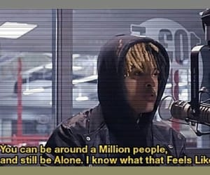 rip, xxxtentacion, and sad image