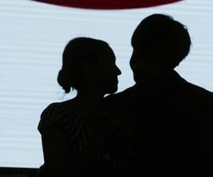 couple, daniel, and shadow image