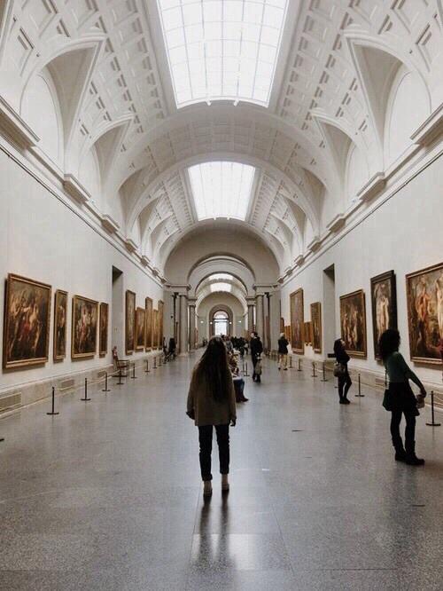 art, botticelli, and goya image
