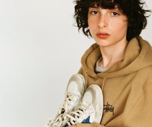it, stranger things, and finn wolfhard image