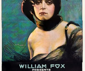 theda bara, silent movies, and the she devil image