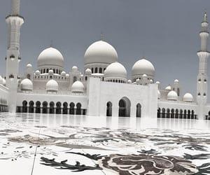 buildings, Dubai, and islam image