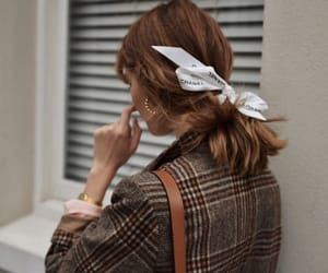 hair, chanel, and fashion image