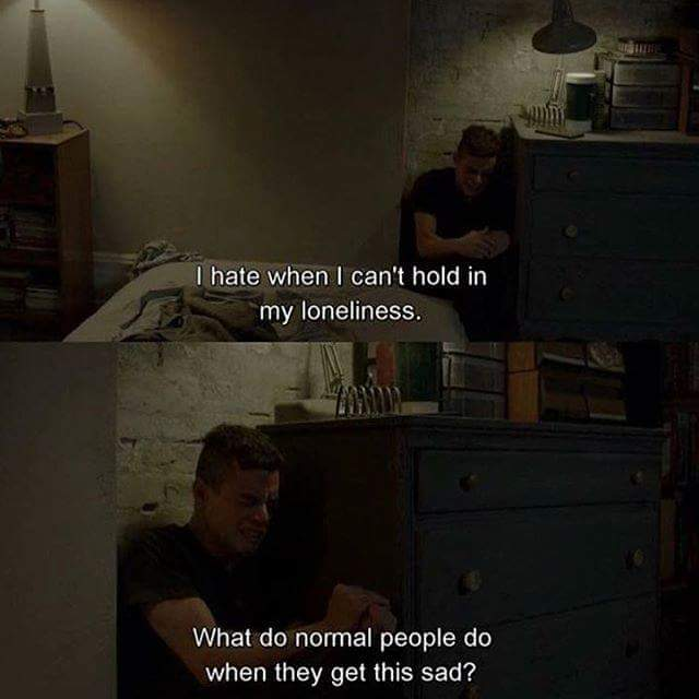 Mr robot is the best on We Heart It