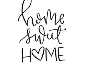 quotes and home sweet home image