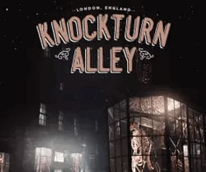 gif and knockturn alley image