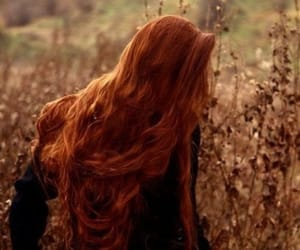 redhead, red hair, and ginger image