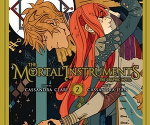 cassandra clare and graphic novel image