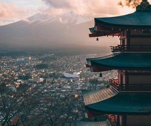 beautiful, china, and mount fuji image