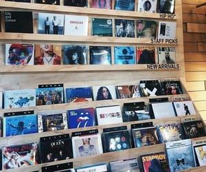 indie, music, and vinyl image