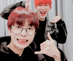 edit, 2won, and wonho image