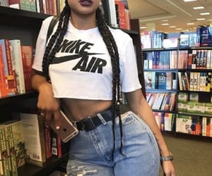 fashion, outfit, and baddie image