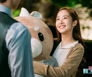 park min young and park seo joon image