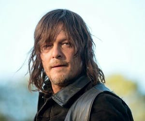 man, norman reedus, and the walking dead image