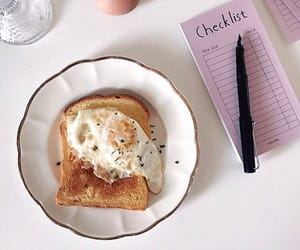 aesthetic, breakfast, and delicious image