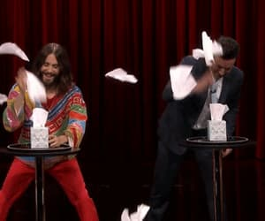 30 seconds to mars, gif, and jared leto image