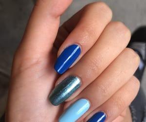 azzurro, blu, and blue image