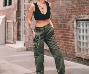 outfit, vintage, and fashion image