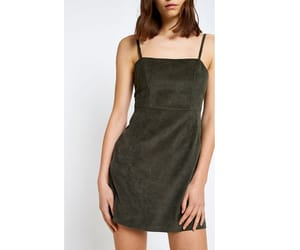 dress, fashion, and khaki image