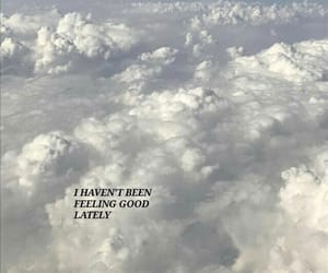 clouds, aesthetic, and quotes image
