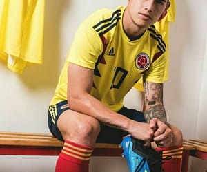 colombia, world cup, and james image