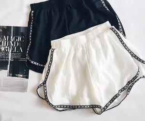 clothes, shorts, and fashion image